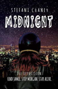 """Cover of """"Midnight"""" by Stefani Chaney"""